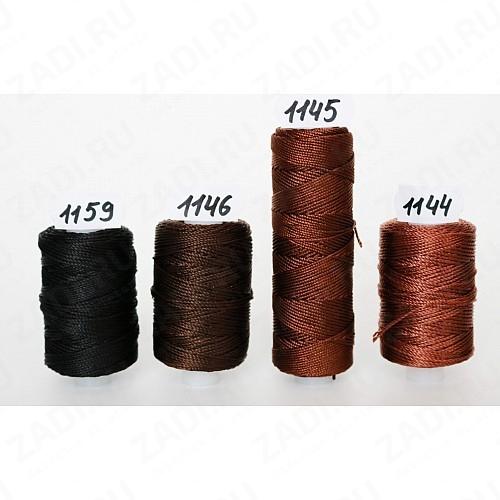 Нитки лавсан 70м (1144(102), 1145(104), 1146(105), 1159 (115)) 1мм  350л.