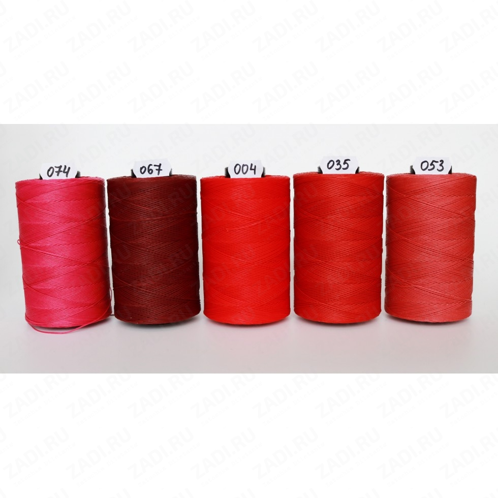 Нить плетёная-вощёная (цвет -035) 0,6мм и 0,8мм SALEM