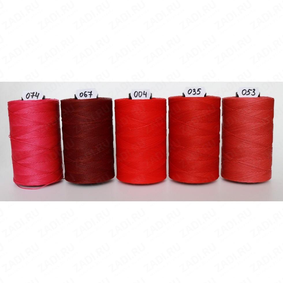Нить плетёная-вощёная (цвет -053) 0,6мм и 0,8мм SALEM