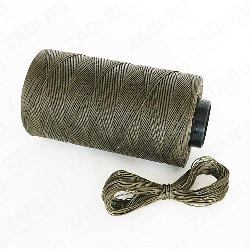 Нить плетёная-вощёная (цвет -052) 0,6мм и 0,8мм SALEM