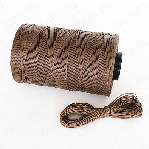Нить плетёная-вощёная (цвет -077) 0,6мм и 0,8мм SALEM