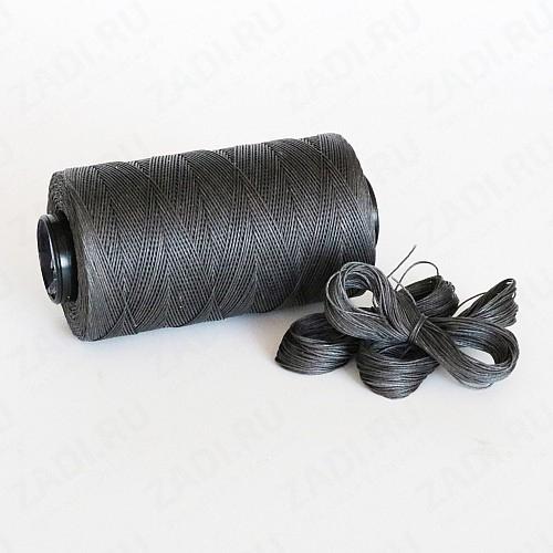 Нить плетёная-вощёная (цвет -026) 0,6мм и 0,8мм SALEM 10м.