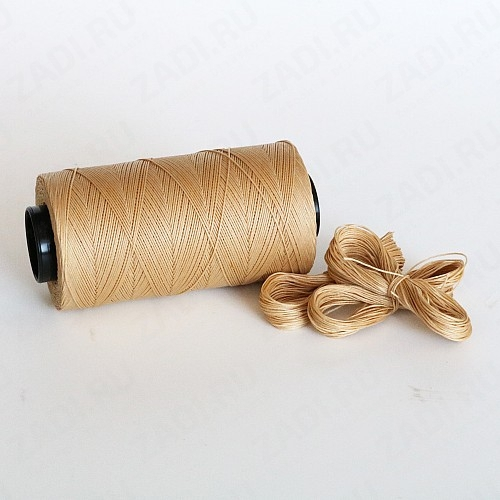 Нить плетёная-вощёная (цвет -106) 0,6мм и 0,8мм SALEM