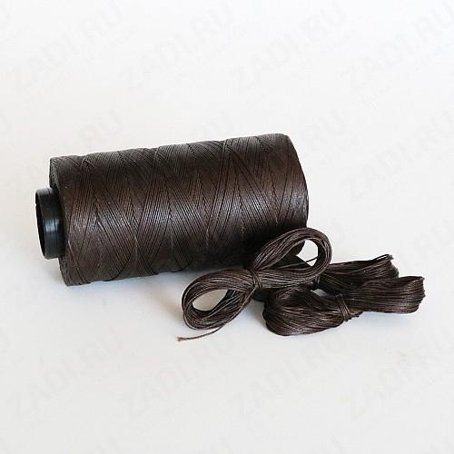 Нить плетёная-вощёная (цвет -016)  0,6мм и 0,8мм SALEM