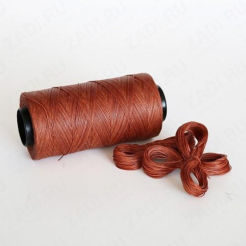 Нить плетёная-вощёная (цвет -097) 0,4мм; 0,6мм SALEM