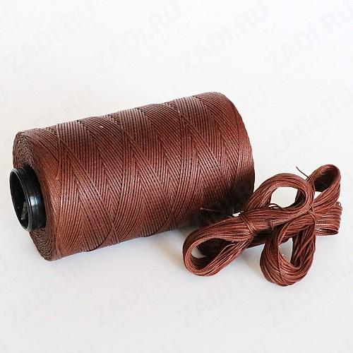 Нить плетёная-вощёная (цвет -098) 0,6мм и 0,8мм SALEM