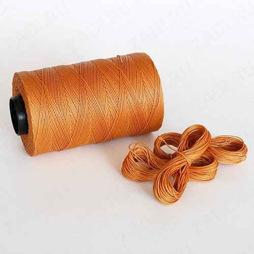 Нить плетёная-вощёная (цвет -071) 0,6мм и 0,8мм SALEM