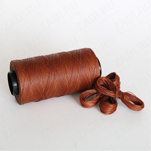 Нить плетёная-вощёная (цвет -013) 0,4мм; 0,6мм; 1мм SALEM