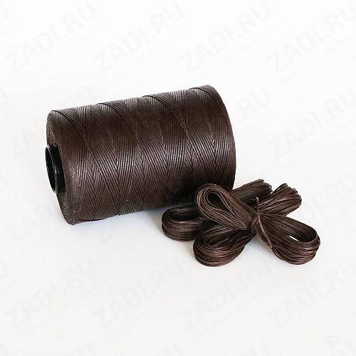 Нить плетёная-вощёная  1мм  (цвет -002) SALEM  арт. SAL 002 (1)