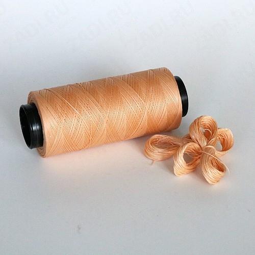 Нить плетёная-вощёная  (цвет -055) 0,4мм  SALEM