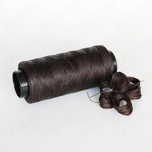 Нить плетёная-вощёная  (цвет -019) 0,4мм  SALEM