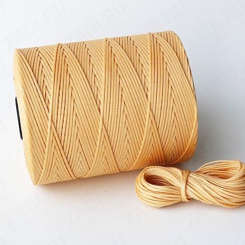 Нить плетёная-вощёная 1,4 мм (цвет -044) SALEM арт. SAL 044(1,4)