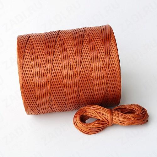 Нить плетёная-вощёная 1,4 мм (цвет -008) SALEM арт. SAL 008(1,4)