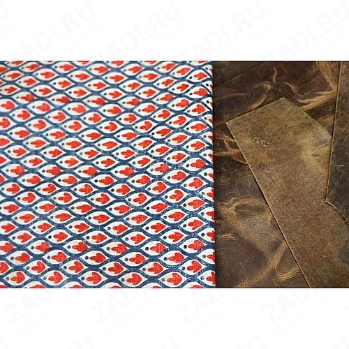 Подкладочная ткань для кожи 110х20см арт.Т255 №16