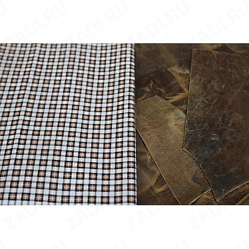 Подкладочная ткань для кожи 110х30см арт.Т255 №14