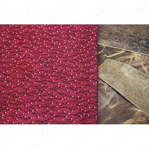 Подкладочная ткань для кожи 110х100см арт.Т300 №23