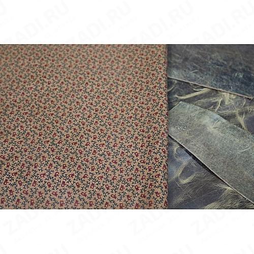 Подкладочная ткань для кожи 110х100см арт.Т300 №24