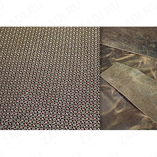 Подкладочная ткань для кожи 110х30см арт.Т255 №2
