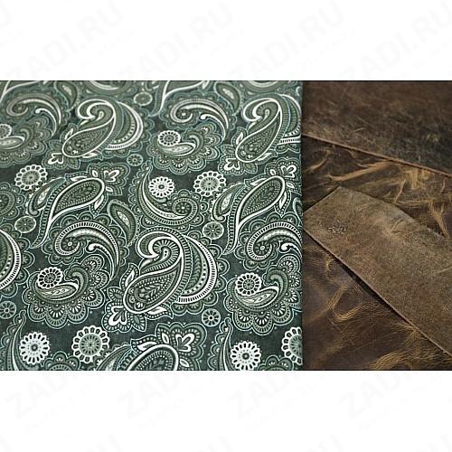 Подкладочная ткань для кожи 110х100см арт.Т300 №211