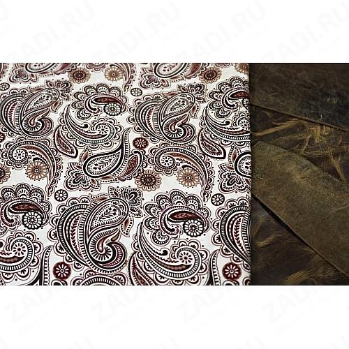Подкладочная ткань для кожи 110х30см арт.Т255 №10