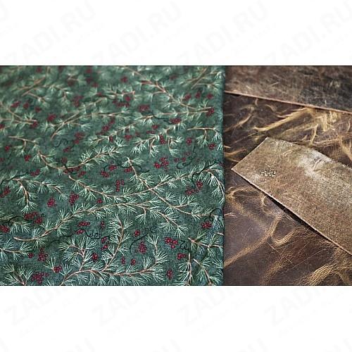 Подкладочная ткань для кожи 110х30см арт.Т255 №13
