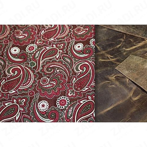 Подкладочная ткань для кожи 110х100см арт.Т300 №288