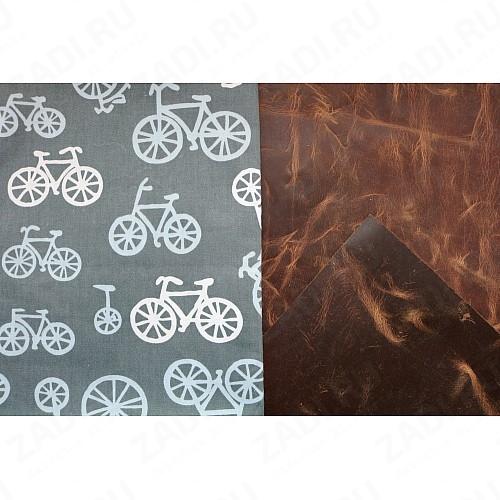 Подкладочная ткань для кожи 100х50см арт.Т500 №516