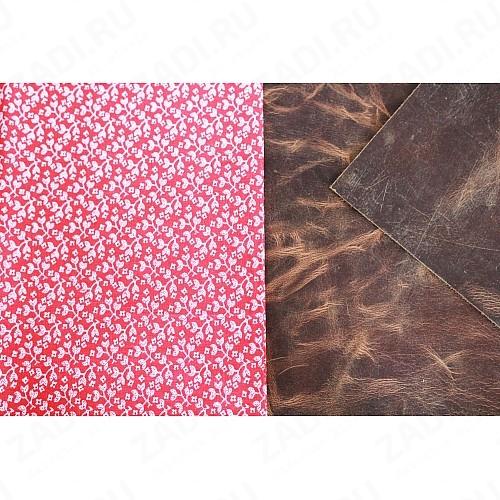 Подкладочная ткань для кожи 100х50см арт.Т355 №8