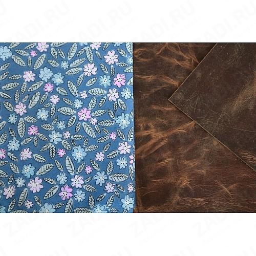 Подкладочная ткань для кожи 100х50см арт.Т355 №9