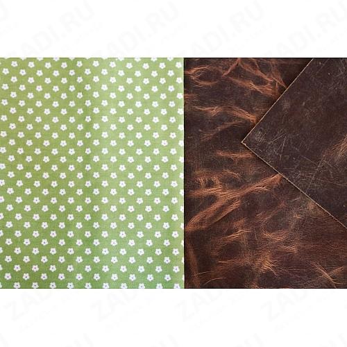 Подкладочная ткань для кожи 100х50см арт.Т355 №11