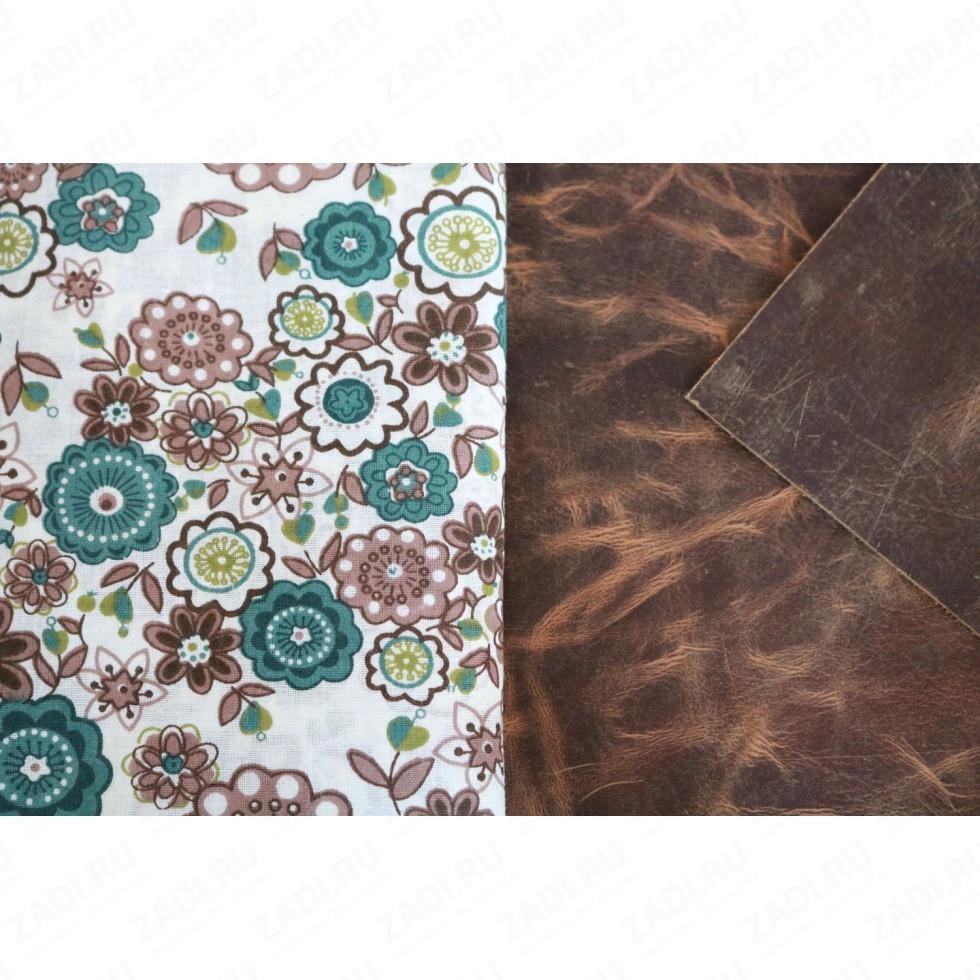 Подкладочная ткань для кожи 100х50см арт.Т355 №13