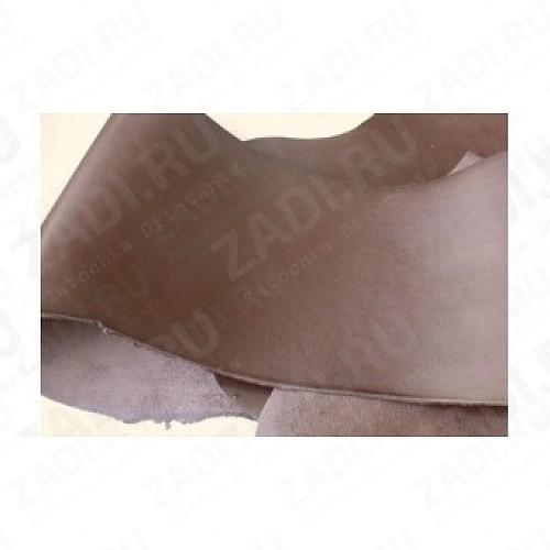 Кожа - Пола ( Тёмно-коричневый) Прибалтика 3,2- 3,5мм