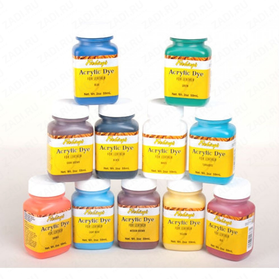Fiebings Acrylic Dye - 59 ml