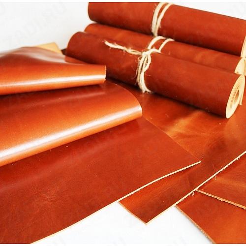 Крейзи Хорс 1,4-1,6мм (цвет: коричневый цв) Глянец. арт.213