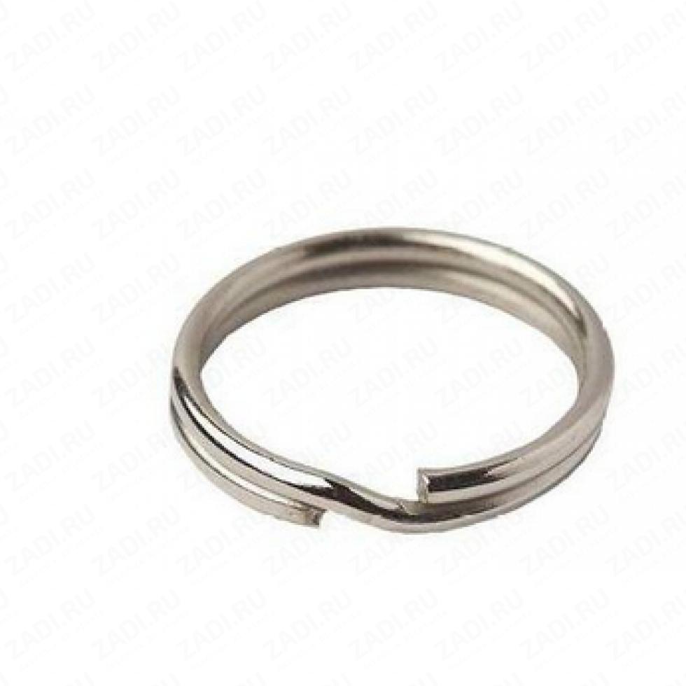 Кольцо для ключей (никель)