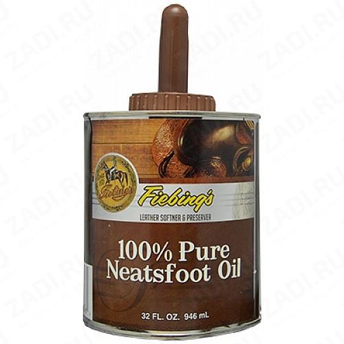 Масло копытное Neatsfoot Oil 100% pure 946 мл.   FS260