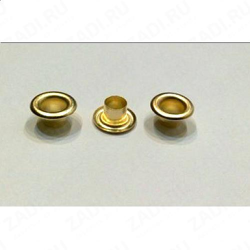 Набор блочек  (золото)  3,5 мм EFN 05 (10 шт)