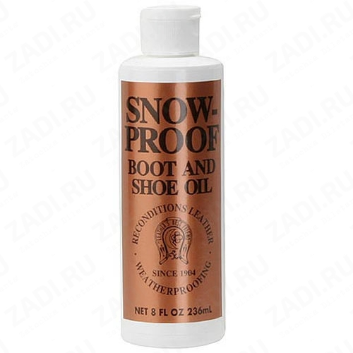Snow-Proof BOOT AND SHOE OIL 236мл.  FS1508