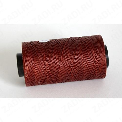 Нить плетёная-вощёная (цвет -034)  0,6мм и 0,8мм SALEM