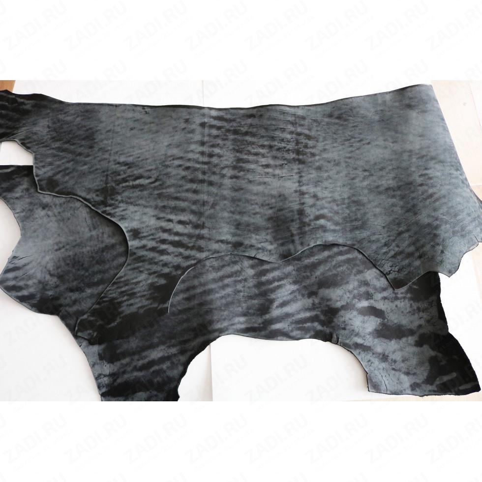 Вороток телёнка (чёрно-серый)  1.6-1.8мм