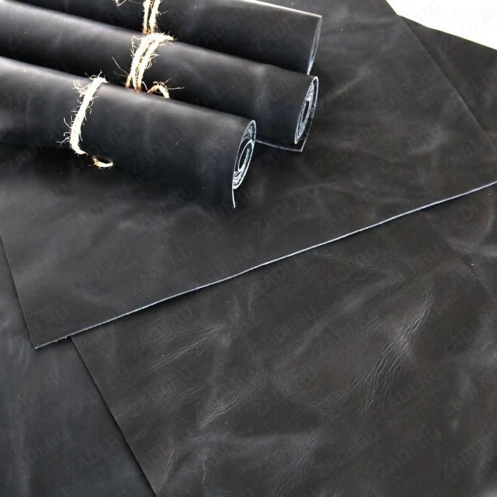 Крейзи Хорс 1,4-1,6мм (цвет: чёрный) Мат. арт.414