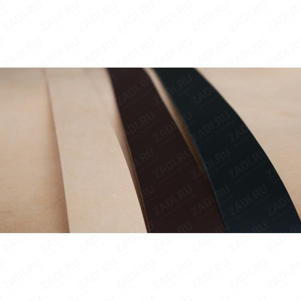Заготовка для ремня из кожи  раст. дубл. ИТАЛИЯ  3,3-3,5мм ширина 40мм R7899