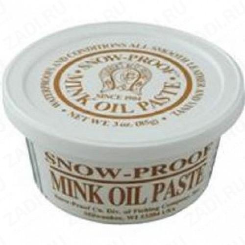 Fiebing's SNOW-PROOF MINK OIL PASTE (паста)  - 3.oz. 85гр.  FS56589