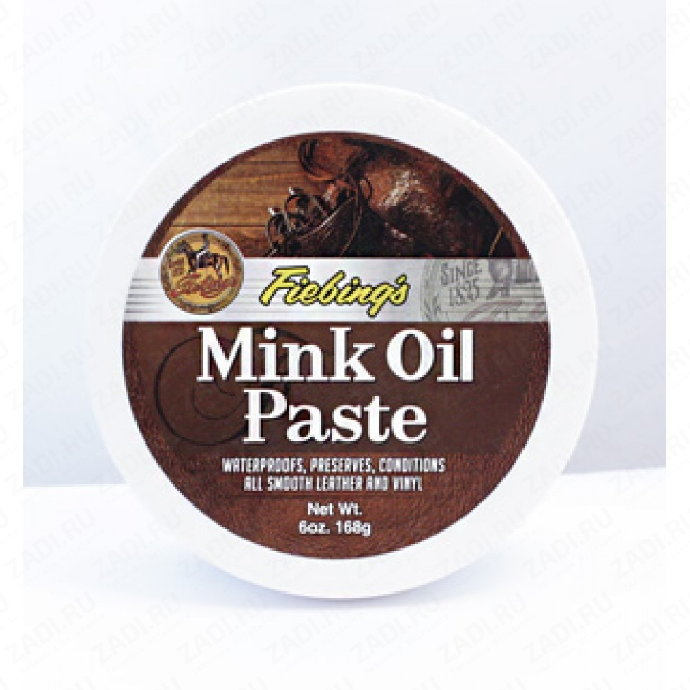 Mink Oil Paste (Норковый жир) 6 oz. 168 гр. FS25