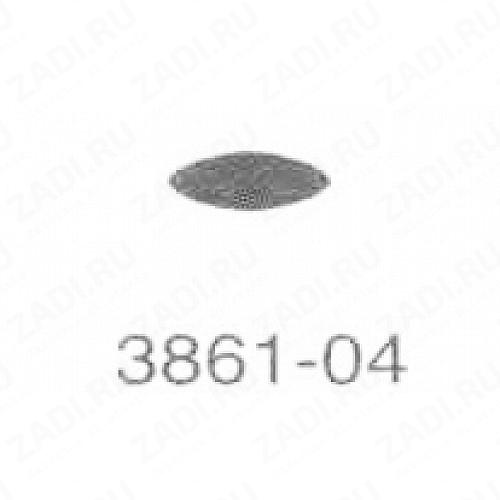 Пробойник фигурный  IVAN   арт. 3861-04
