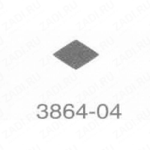 Пробойник фигурный IVAN   арт. 3864-04