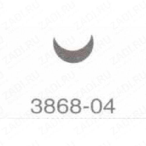 Пробойник фигурный IVAN  арт. 3868-04