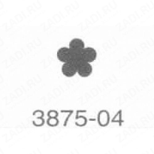 Пробойник фигурный IVAN  арт. 3875-04