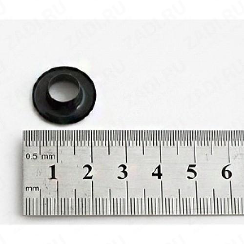 Набор блочек (черный никель)  10 мм EFN 06 (10 шт)
