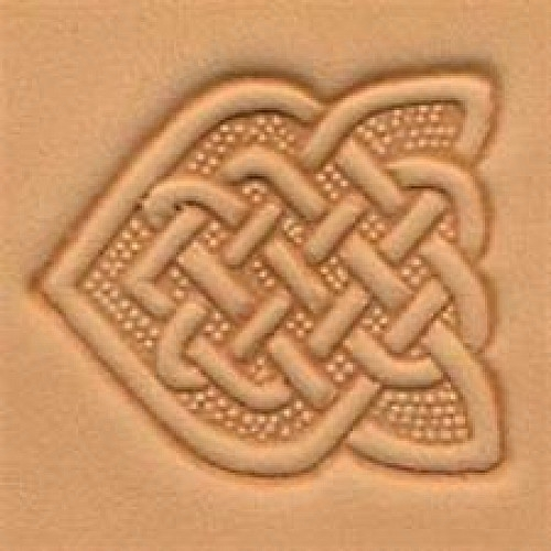 Штамп для кожи 3D  арт. 88491-00